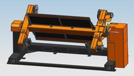 ・回転治具:L型、A型、R型、K型   ロボット姿勢及び可動範囲をカバーする効率向上装置です。